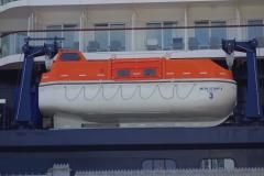 Mein Schiff 5 Boot 3
