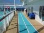 Mein Schiff 5 - Jogging-Pfad