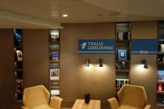 Mein Schiff 5 - Thalia Leselounge