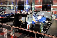 MSC MERAVIGLIA - F1 Simulator