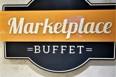 MSC MERAVIGLIA - Marketplace Buffet