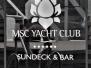 MSC MERAVIGLIA - MSC Yachtclub - Sundeck und Bar