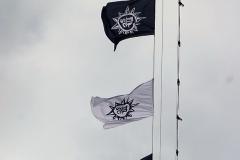 MSC Musica Reederei-Flaggen