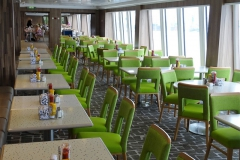 NORWEGIAN JADE - Garden Cafe