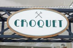 QUEEN ELIZABETH - Croquet