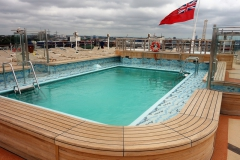 QUEEN ELIZABETH - Lido Pool