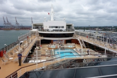 QUEEN ELIZABETH - Pavillon Pool