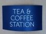 BLACK WATCH - Tea & Coffee Station