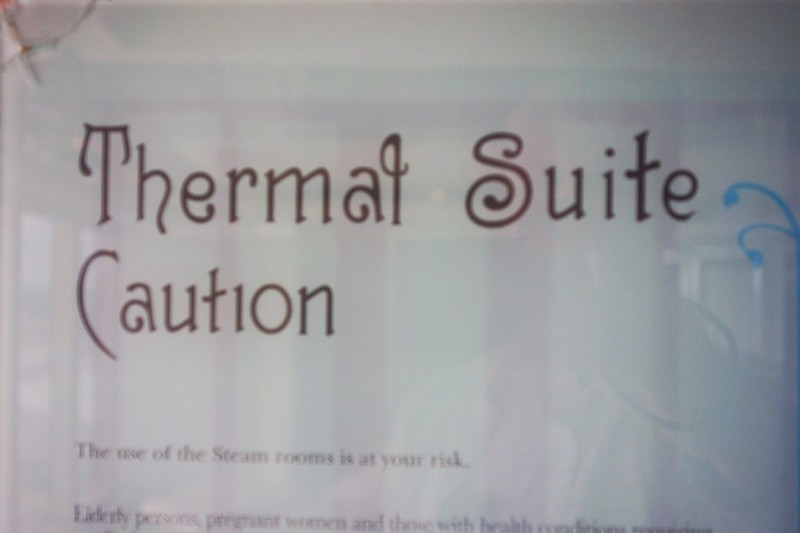 QUEEN ELIZABETH - Thermal Suite