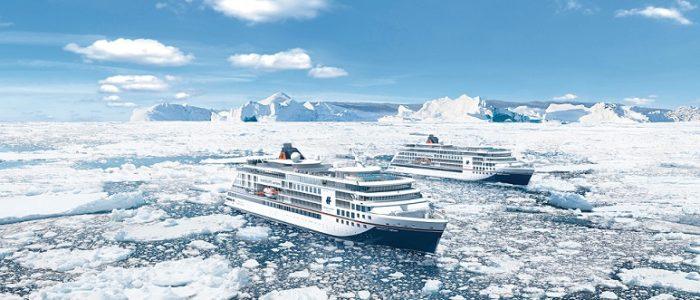 die neuen Expeditions-Kreuzfahrtschiffe von Hapag-Lloyd Cruises
