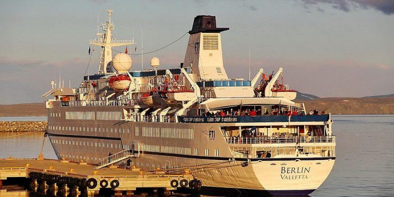 Kreuzfahrtschiff BERLIN