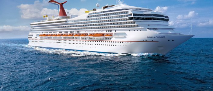 CARNIVAL VICTORY wird CARNIVAL RADIANCE