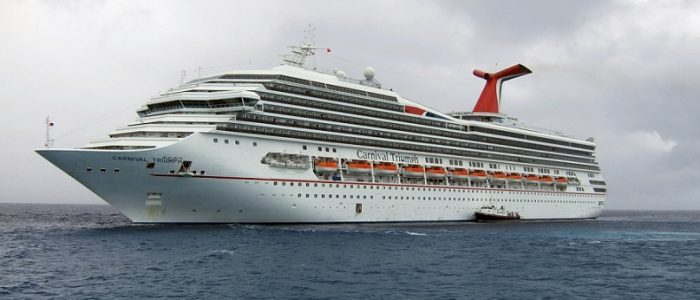 CARNIVAL SUNRISE seen as CARNIVAL TRIUMPH - wikipedia photo
