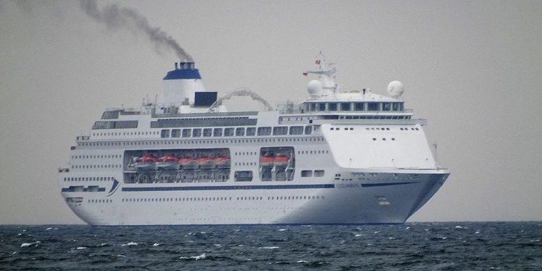Cruise Liner COLUMBUS