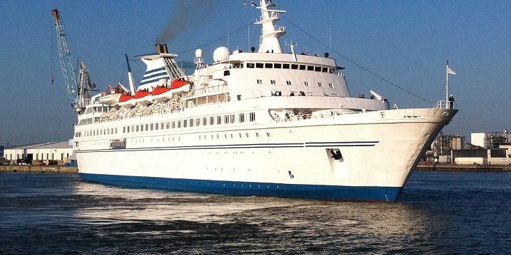 Belorussiya class ship