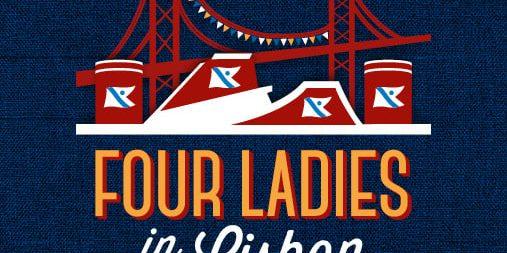 Fred. Olsen Four Ladies in Lisbon