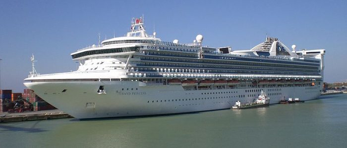 Grand Princess - erstes Schiff der Grand-Klasse