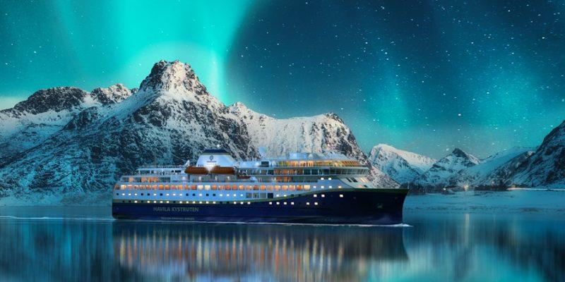 Havila Kystruten - Passagierschiff