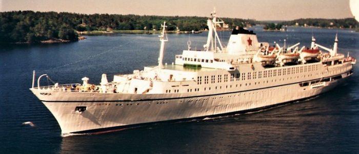 Kreuzfahrtschiff PORTO gebaut als ISTRA