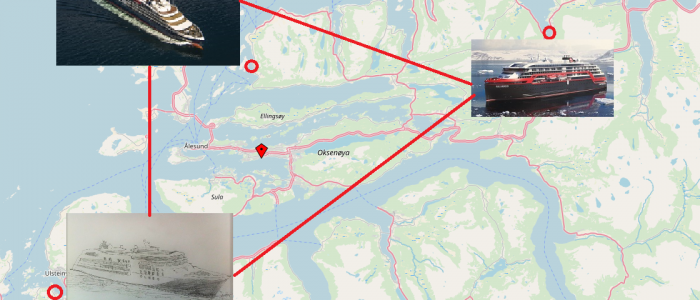Expeditionskreuzfahrtschiffe aus Norwegen