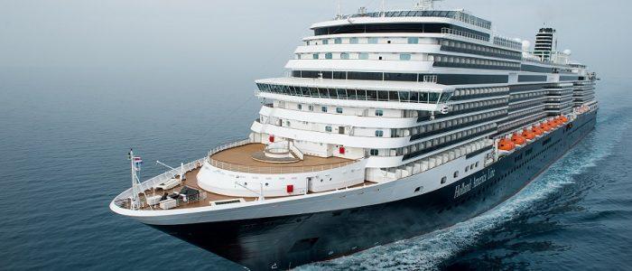 Sea trials der NIEUW STATENDAM