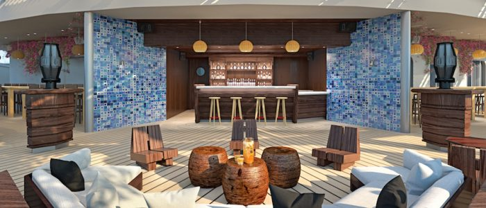 SCARLET LADY - Dock Bar