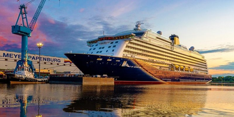 Spirit of Adenture - Meyer Werft Foto