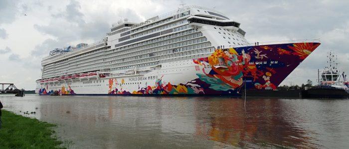 WORLD DREAM - Dream Cruises