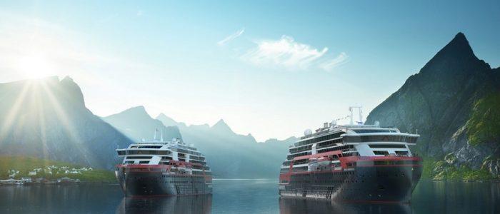 Hurtigruten - neue Order für Expeditionskreuzfahrtschiff