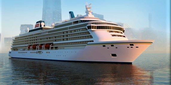 Meyer Werft Neubau für Asuka Cruises